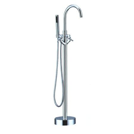 Bộ vòi sen tắm xả bồn LaiWen LD-04