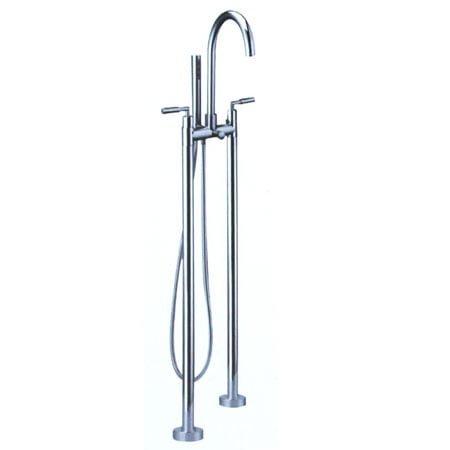 Bộ vòi sen tắm xả bồn LaiWen LD-01