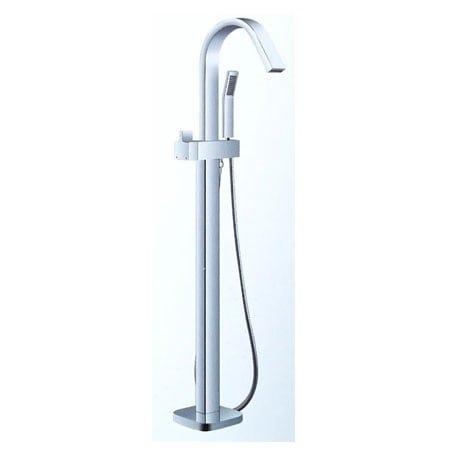 Bộ vòi sen tắm xả bồn LaiWen LD-10