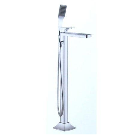 Bộ vòi sen tắm xả bồn LaiWen LD-11