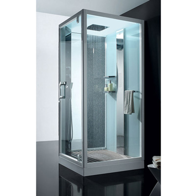 Phòng xông hơi ướt Nofer VS-89101S R White