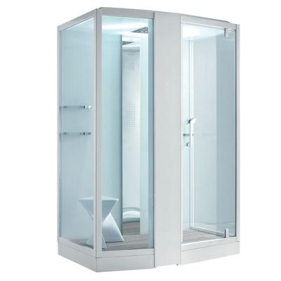 Phòng xông hơi ướt Nofer VS-89102S L White