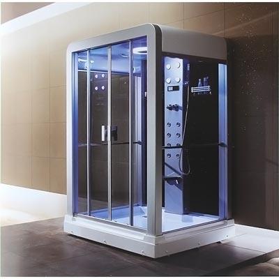 Phòng xông hơi ướt massage LaiWen W-6004
