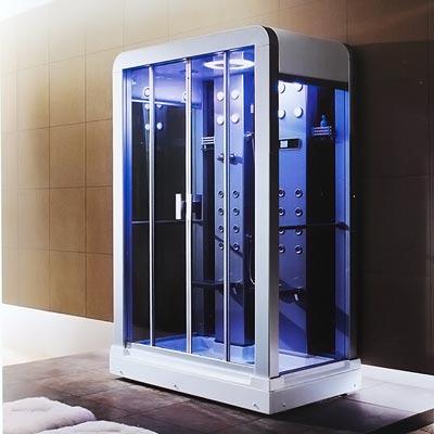 Phòng xông hơi ướt massage LaiWen W-6005