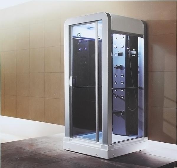 Phòng xông hơi ướt massage LaiWen W-6007