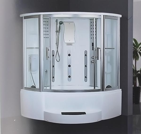 Phòng xông hơi ướt massage LaiWen W-6020