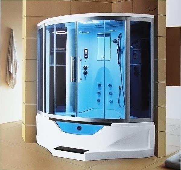 Phòng xông hơi ướt massage LaiWen W-6023