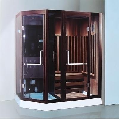 Phòng xông hơi khô, ướt massage LaiWen W-7002