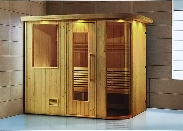 Phòng xông hơi khô hồng ngoại LaiWen W-8007