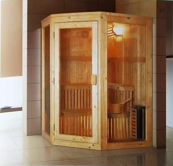 Phòng xông hơi khô hồng ngoại LaiWen W-8009