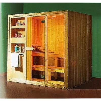 Phòng xông hơi khô hồng ngoại LaiWen W-8018