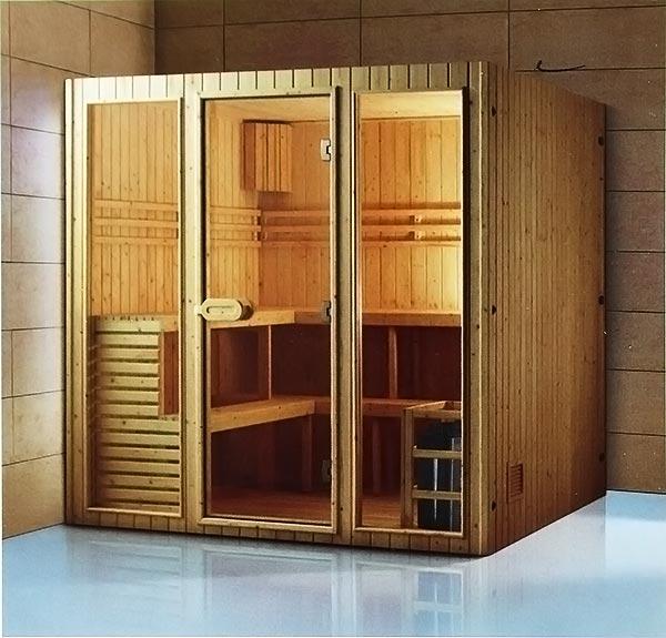 Phòng xông hơi khô hồng ngoại LaiWen W-8019
