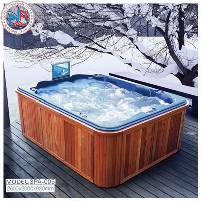 Bồn tắm massage Govern SPA-005 (sục khí)