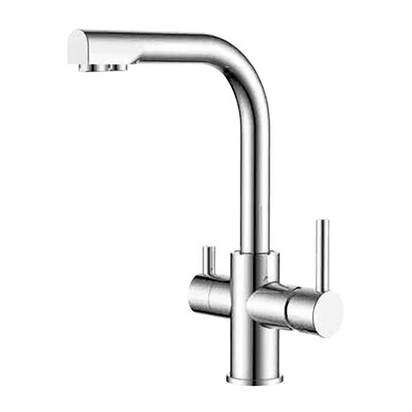 Vòi rửa bát Rovely 3 đường nước NL201
