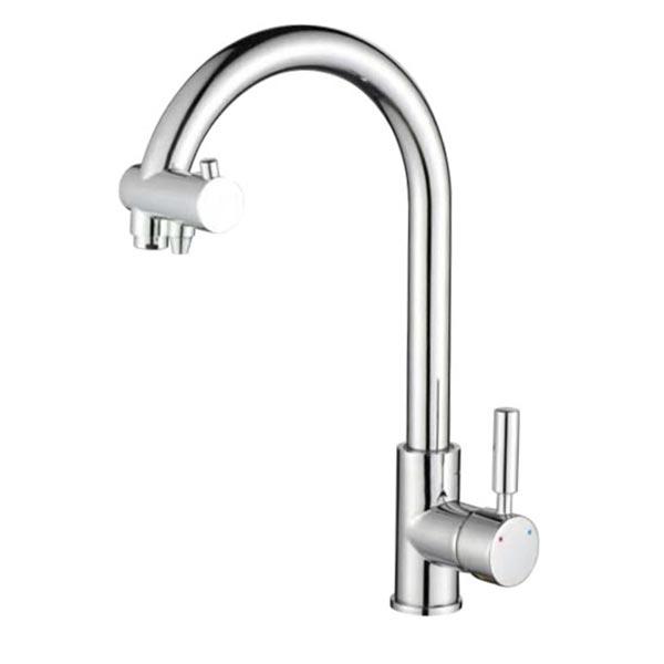 Vòi rửa bát Rovely 3 đường nước NL201A