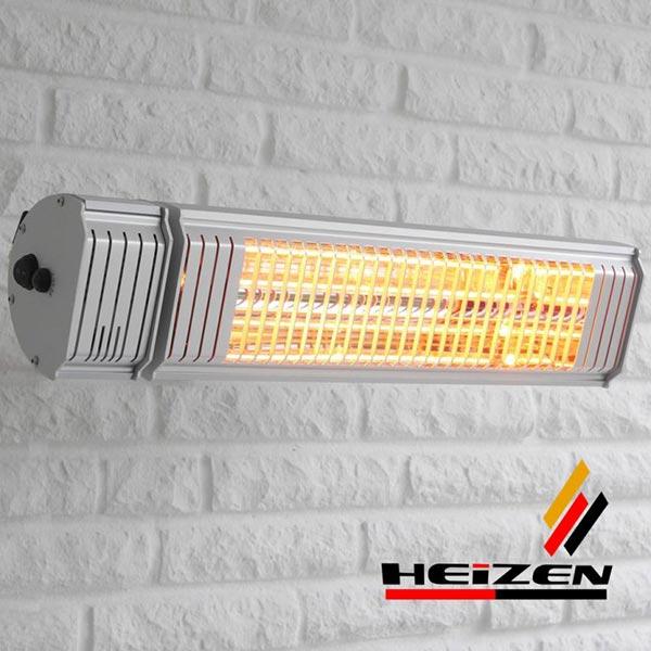 Đèn sưởi nhà tắm Heizen APPINO 10 ( có điều khiển )