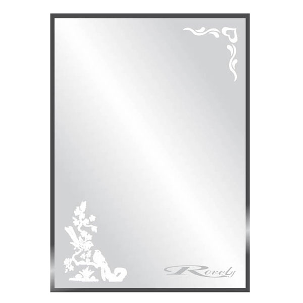 Gương phòng tắm Rovely G111