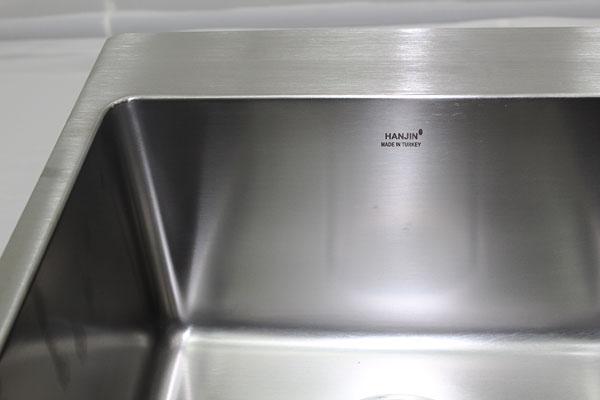 Chậu rửa bát Hàn Quốc HANJIN đúc nguyên khối
