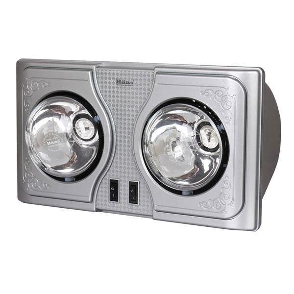 Đèn sưởi phòng tắm Hans H2B