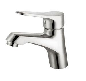 Vòi rửa lavabo nóng lạnh inox 304 MOONOAH MN-2326