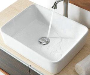 Chậu rửa mặt lavabo MOONOAH MN-C399A