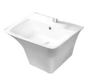 Chậu rửa mặt lavabo MOONOAH MN-D502