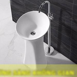 Chậu rửa mặt lavabo MOONOAH MN-DR005