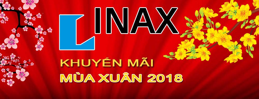 INAX - Khuyến mãi mùa xuân 2018 - banner 1