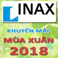 INAX - Khuyến mãi mùa xuân 2018