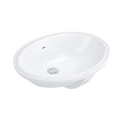 Chậu rửa mặt lavabo âm bàn đá American VF-0496