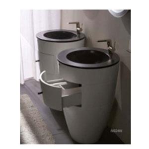 Bộ tủ chậu INNOCI M024W