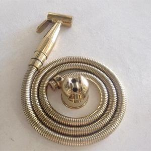 Vòi xịt toilet vàng Cleanmax VX68
