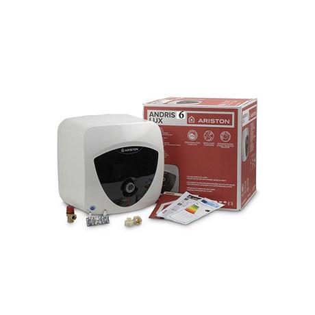 Bình nóng lạnh cho bếp Ariston AN LUX 6UE (6L- lắp tủ trên)