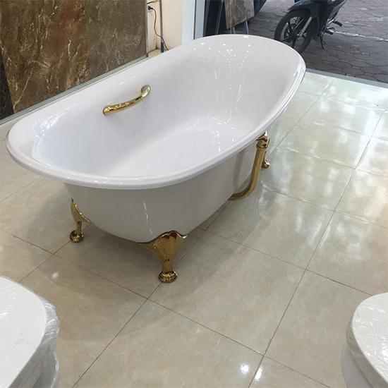 Những mẫu bồn tắm độc lạ đẹp nhất hiện nay