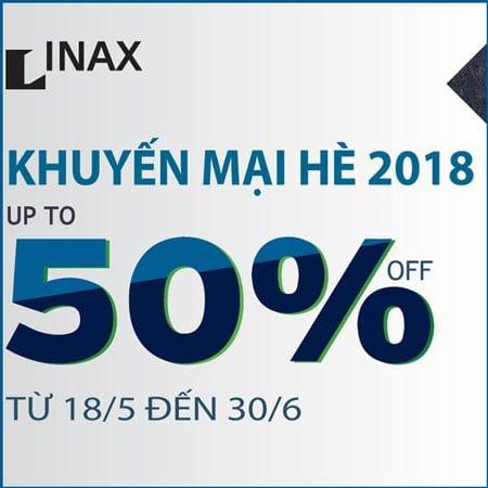 INAX tưng bừng khuyến mãi cuối năm
