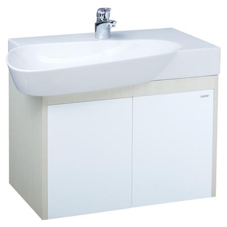 Tủ chậu rửa mặt Caesar LF5362+EH065V