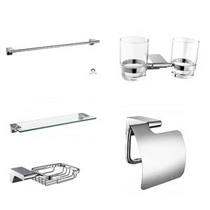 Bộ phụ kiện phòng tắm 5 món Cleanmax Series 31