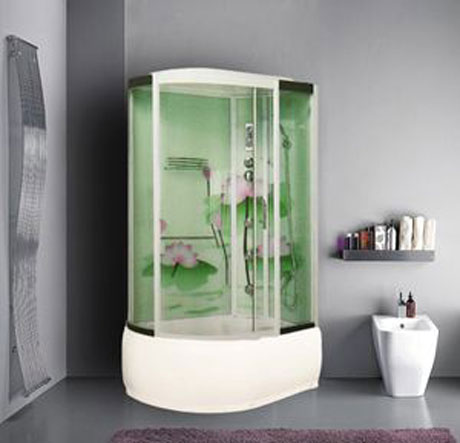Phòng tắm vách kính Sáng Tạo 1135