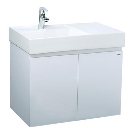 Tủ chậu rửa mặt Caesar LF5382+EH080V