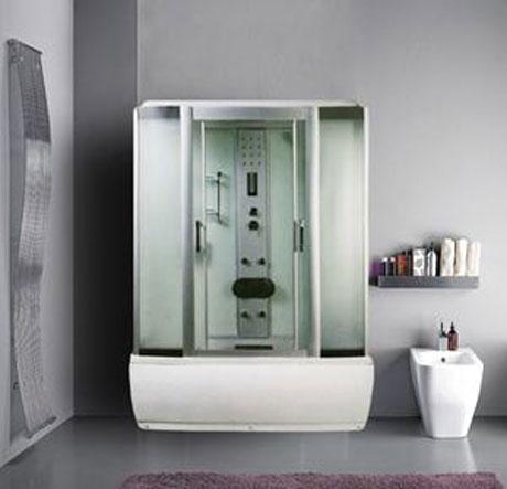 Phòng tắm vách kính Sáng Tạo 666