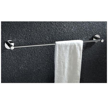 Thanh treo khăn đơn inox MOONOAH MN-G8403