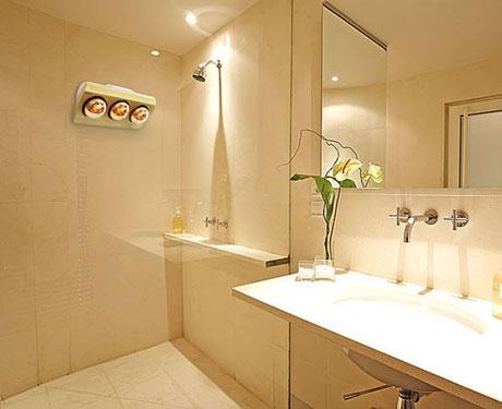 Hướng dẫn lắp đặt và thay thế đèn sưởi nhà tắm