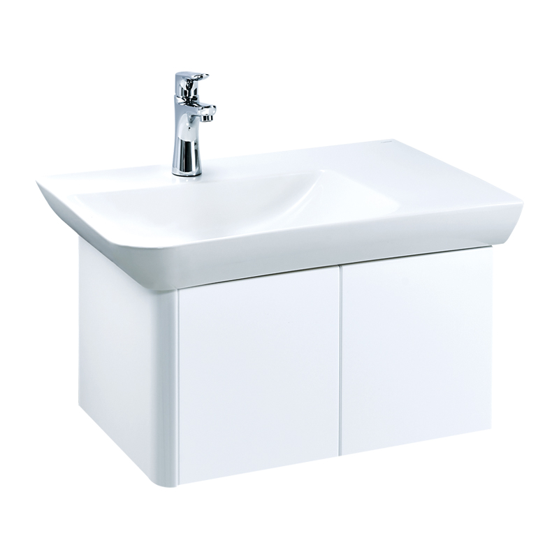 Tủ chậu rửa mặt Caesar LF5372+EH063LV