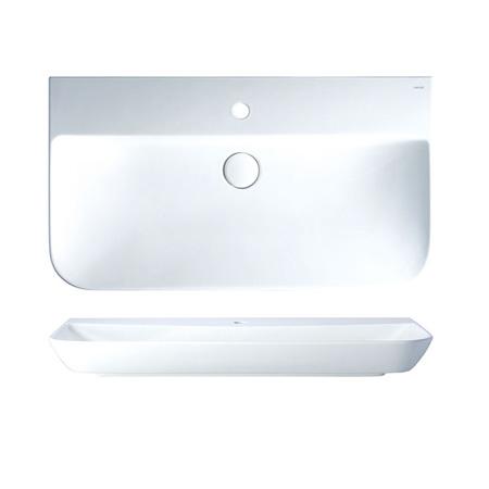Chậu rửa lavabo dương bàn Caesar LF5376