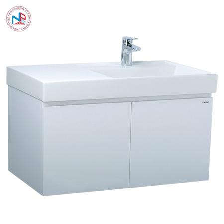 Tủ chậu rửa mặt Caesar LF5384+EH05382A