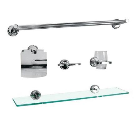 Bộ phụ kiện phòng tắm Viglacera VGPK08 (VG98)