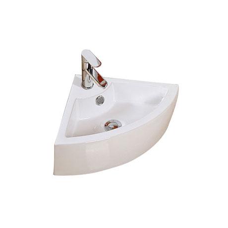 Chậu lavabo góc treo tường ZENTO LV6096