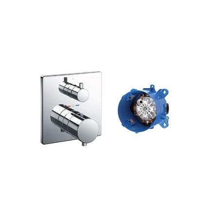 Van điều chỉnh nhiệt độ TOTO TBV02404B/TBN01001B