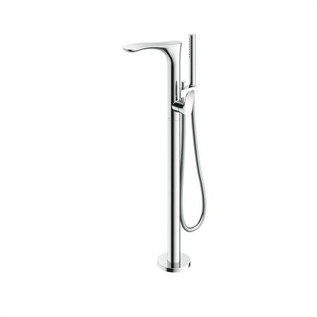Bộ vòi xả bồn kèm sen tắm TOTO GO TBG01306B/TBN01105B