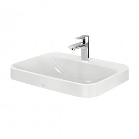 Chậu rửa lavabo đặt bàn TOTO LT5616